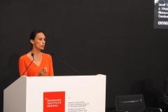 Dr. Esperanza Martinez, CICR