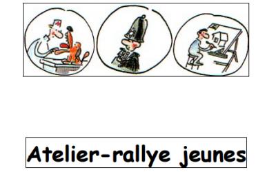 Atelier-rallye Jeunes au CO de la Gradelle