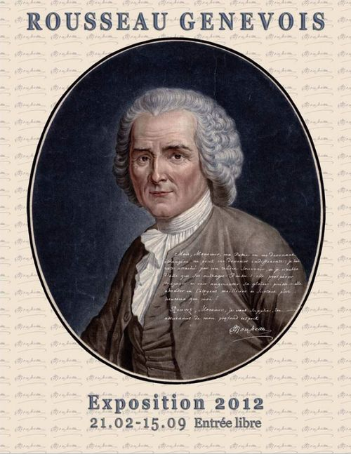 Exposition Rousseau genevois