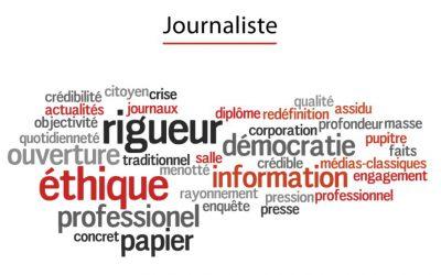Les journalistes, tous des menteurs ?
