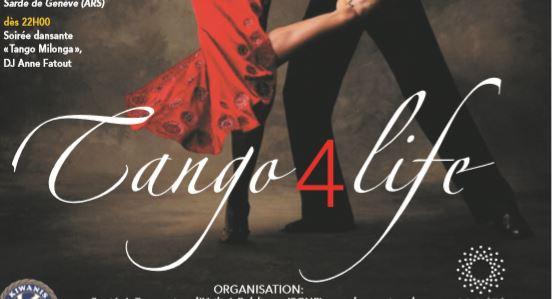 Evénement Tango4life