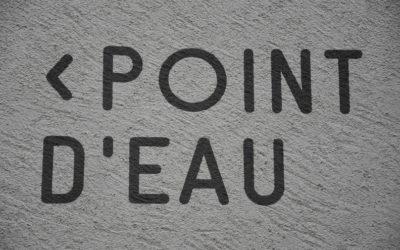 Visite du Point d'Eau